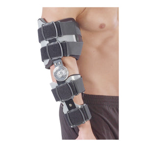 Bilt-Rite Mastex Health Elbow Immobilizer, Black