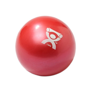 CanDo 10-3162 Wate Hand Ball, Red