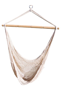 Hammaka White Outdoor / Patio / Yard / Lawn and Garden Hammocks Swing Hanging Net Chair
