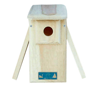 Coveside Bird Habitats Open 2-Side Bluebird Box House