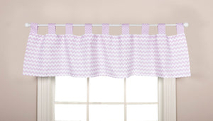 Trend Lab Orchid Bloom Window Valance