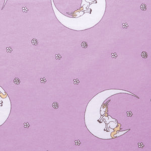 Trend Lab Unicorn Moon Deluxe Flannel Changing Pad Cover