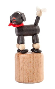 Alexander Taron Dregeno Dog Push Toy