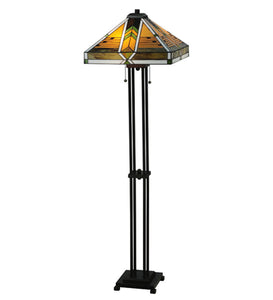 "Meyda Home Decorative 56""H Abilene Floor Lamp"
