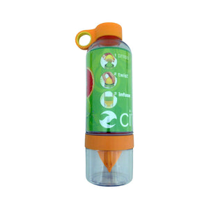 Creative Motion Juice Squeezer Plus Bottle, Orange