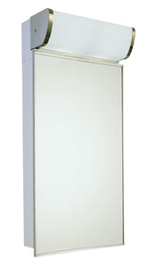 "LED Top Light - Surface Mounted - 16""W x 33. 25""H"