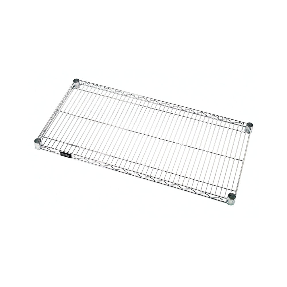 Quantum Storage Systems Chrome Wire Shelving - 18