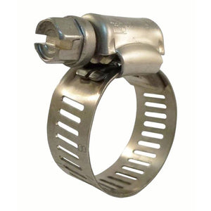 Industro Stainless Steel Hose Clamps