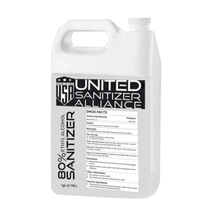 80% Ethyl Alcohol Hand & Surface Sanitizer