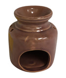 Creative Motion Ceramic Aromatherapy Diffuser - Brown