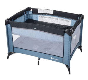 Sleep n Store Portable Crib with Bassinet