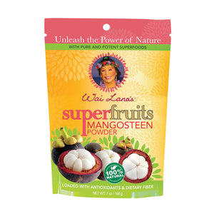 Wailana Mangosteen Powder 7oz