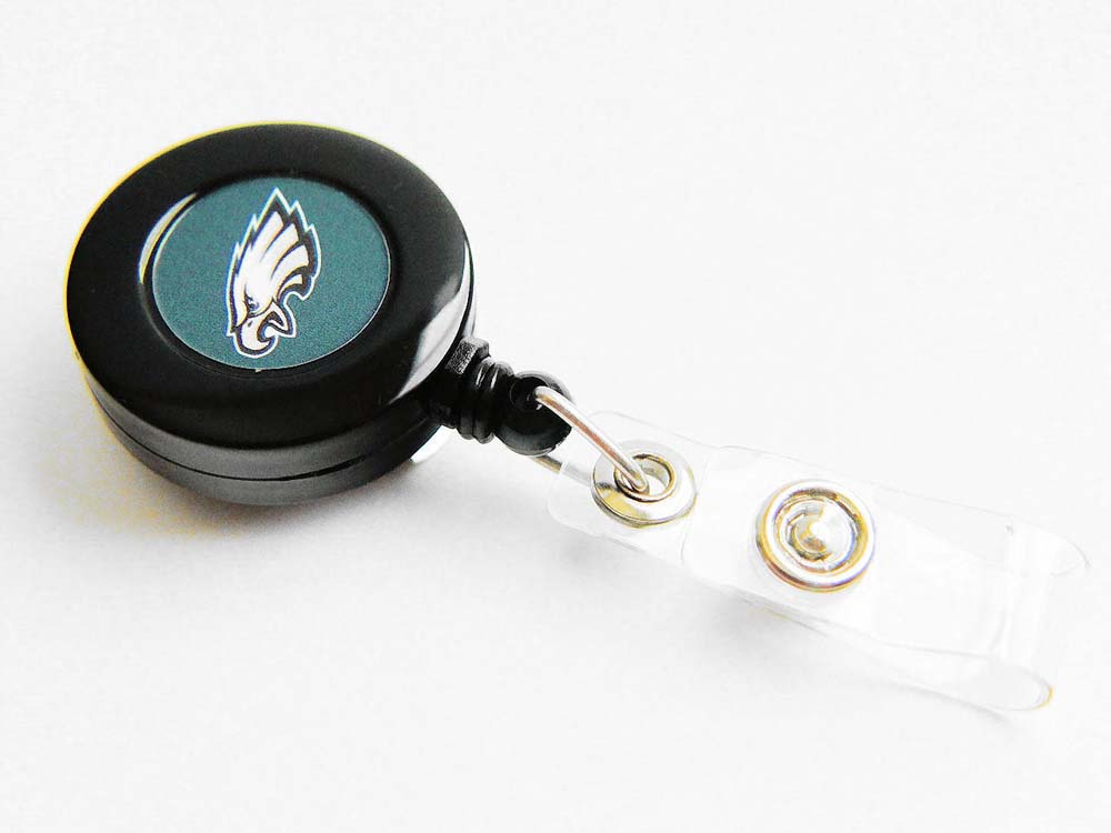 NFL  Philadelphia Eagles Bills Badge Reel