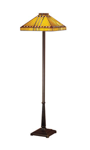 "Meyda Lighting62""H Prairie Corn Floor Lamp"