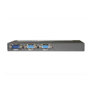 C2G 2-Port UXGA Monitor Splitter/Extender (Male Input)