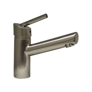Whitehaus Centurion Single Hole/Single Lever Lavatory Faucet with Long Spout