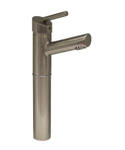 "Centurion Single Hole/ Single Lever Elevated Lavatory Faucet with 7"" Extension and Short Spout"