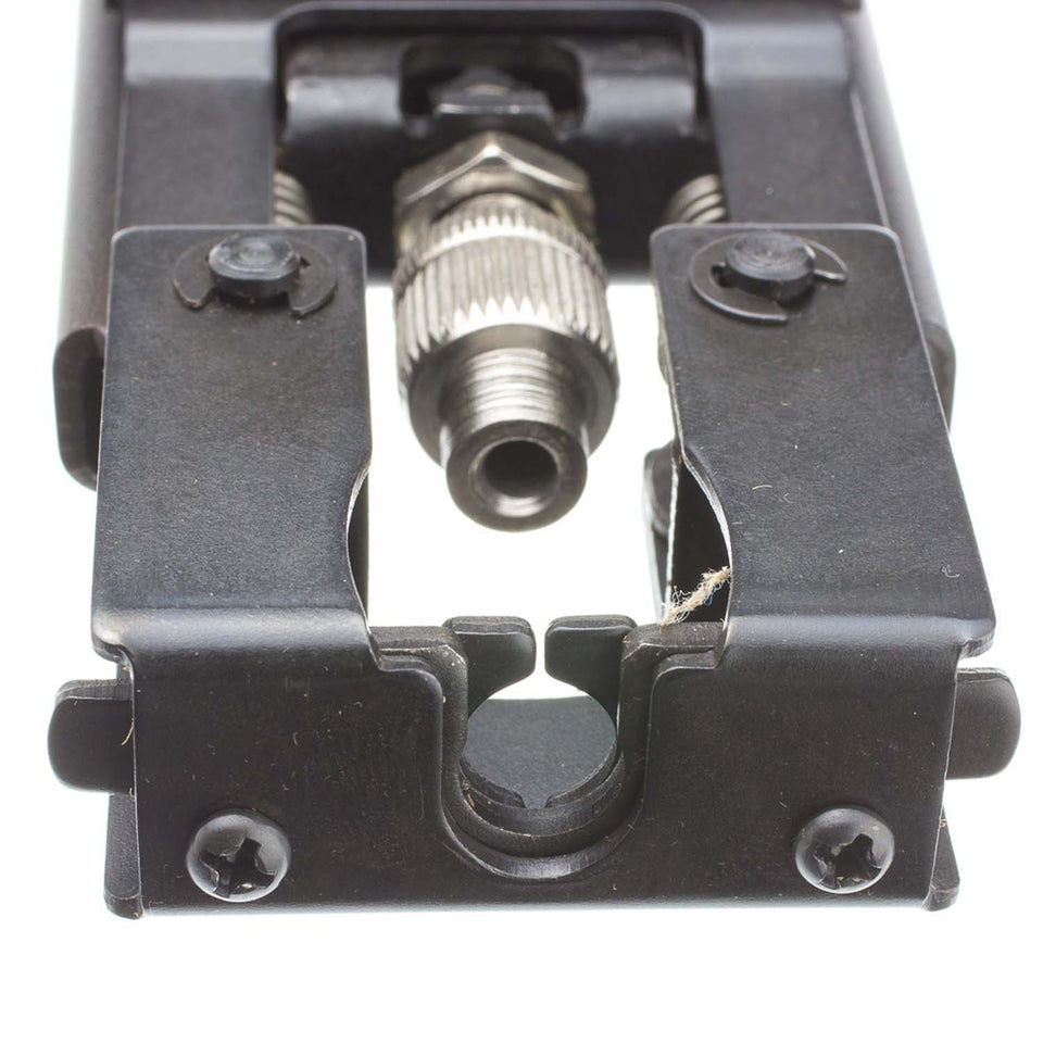 Coaxial Compression Tool, F-pin, BNC and RCA (RG59 and RG6)