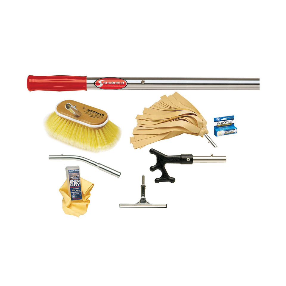 Shurhold KITMD Marine Ultimate Deluxe Maintenance Kit
