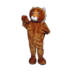 Dress Up America Tiger Mascot Costume Set - Adult (one size fits most)