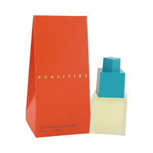 Realities 3.4 oz Eau De Toilette Spray For Women