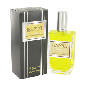 FragranceX Perfumers Workshop Tea Rose 4 oz Eau De Toilette Spray For Women