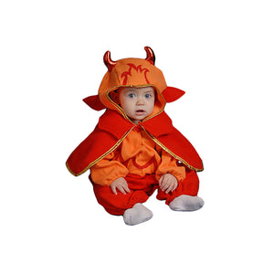 Dress Up America Halloween Party Infant Little Devil - Size 0-12 Month