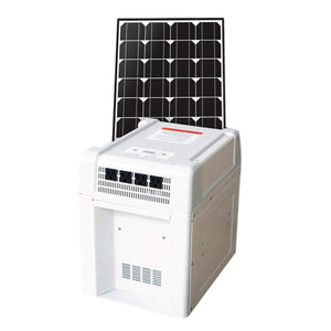 Solar Home and RV Kit - 40 Watt Solar Panel Version