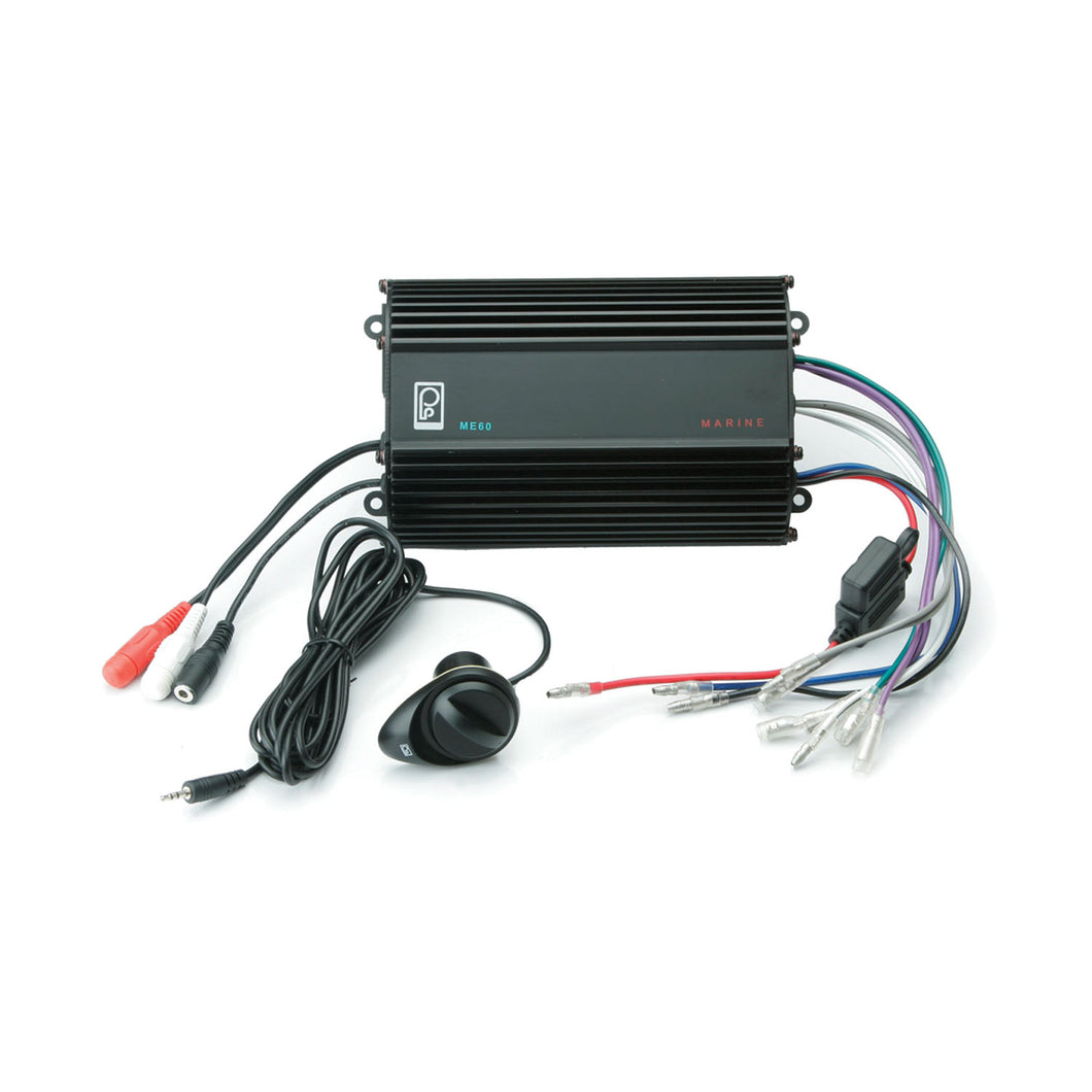 PolyPlanar 4CH, 120W, Audio Amplifier With Volume Control