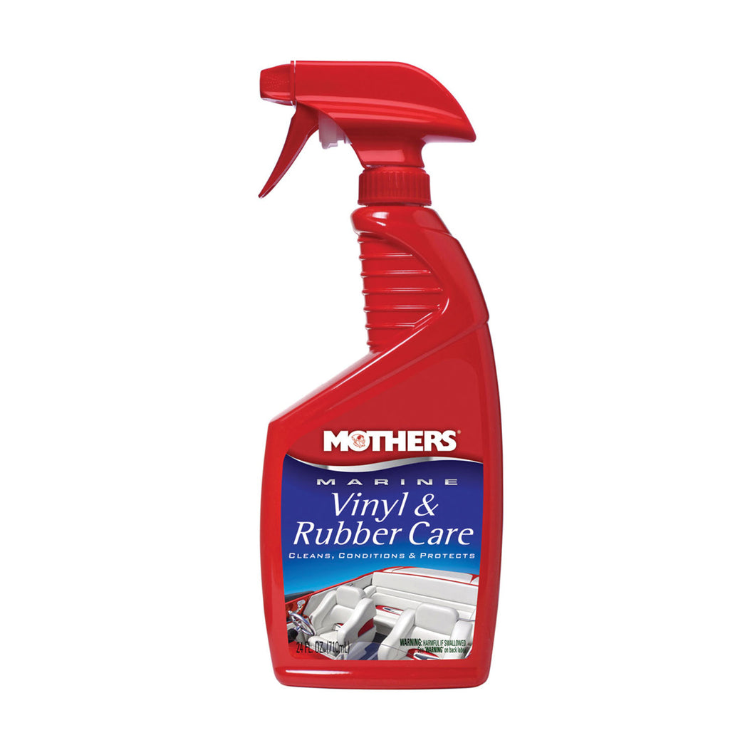 Mothers 91424 Marine Vinyl & Rubber Care, 24 oz