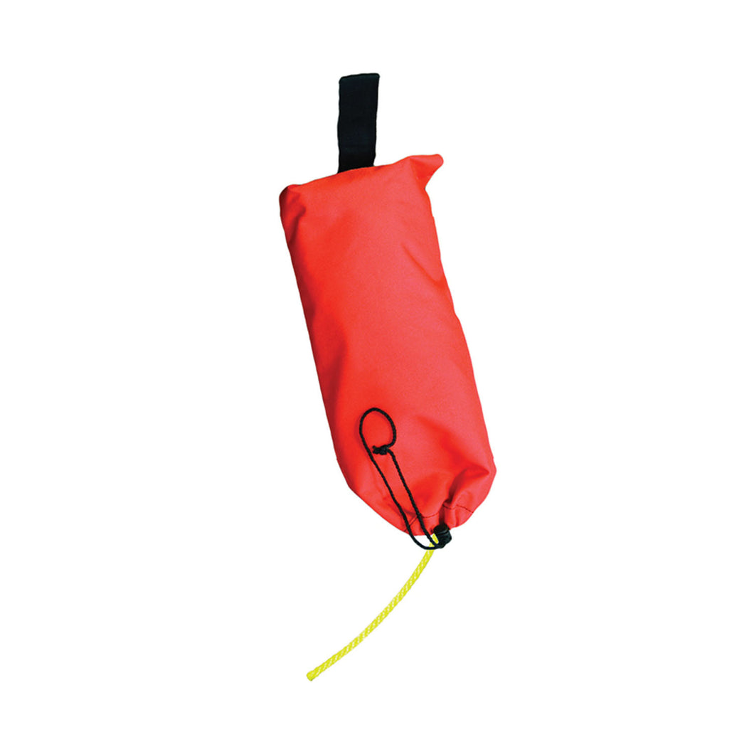 Mustang Ring Buoy Line With Bag-90'
