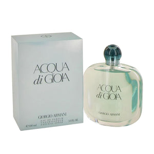 Acqua Di Gioia Perfume-3.4 oz Eau De Parfum Spray for Women