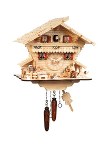 482-7QM - Engstler Battery-operated Cuckoo Clock - Full Size
