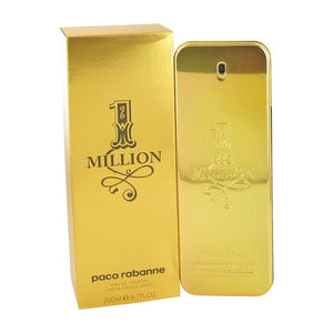 Paco Rabanne Beauty Gift 1 Million Cologne 6.7 oz Eau De Toilette Spray for Men