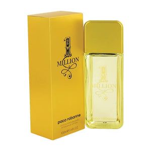 Paco Rabanne 1 Million After Shave Lotion for Men, 3.3 oz