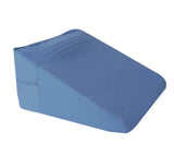 AlexOrthopedic Relaxing Supportive Convoluted Bed Wedge with Neck Roll - Blue