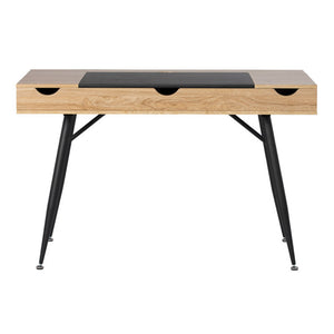 Calico Designs Nook Desk with Multiple Storage Compartments