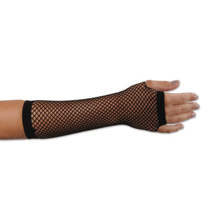 Fishnet Gloves- 12 pack(1 Pair/Pkg)