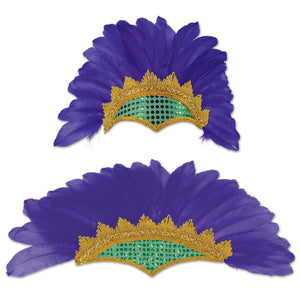 Showgirl Headpiece- 12 pack(1/Pkg)