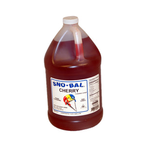Benchmark 72002 Syrup (4-gal) Cherry