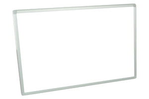 Luxor Reversible Magnetic Whiteboard Accessory - Whiteboard for 36 x 24