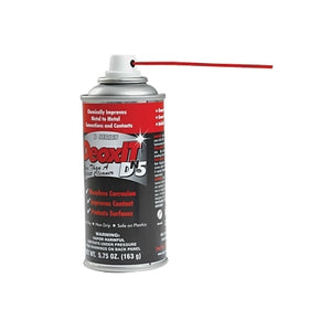 Deoxit Dn5 Metal Contact Cleaner, UPS Ground Only