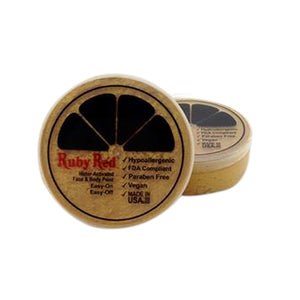 Ruby Red Paint Face Paint, 75ML - Metallic Gold