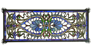 Meyda Antoinette Transom Window Panel