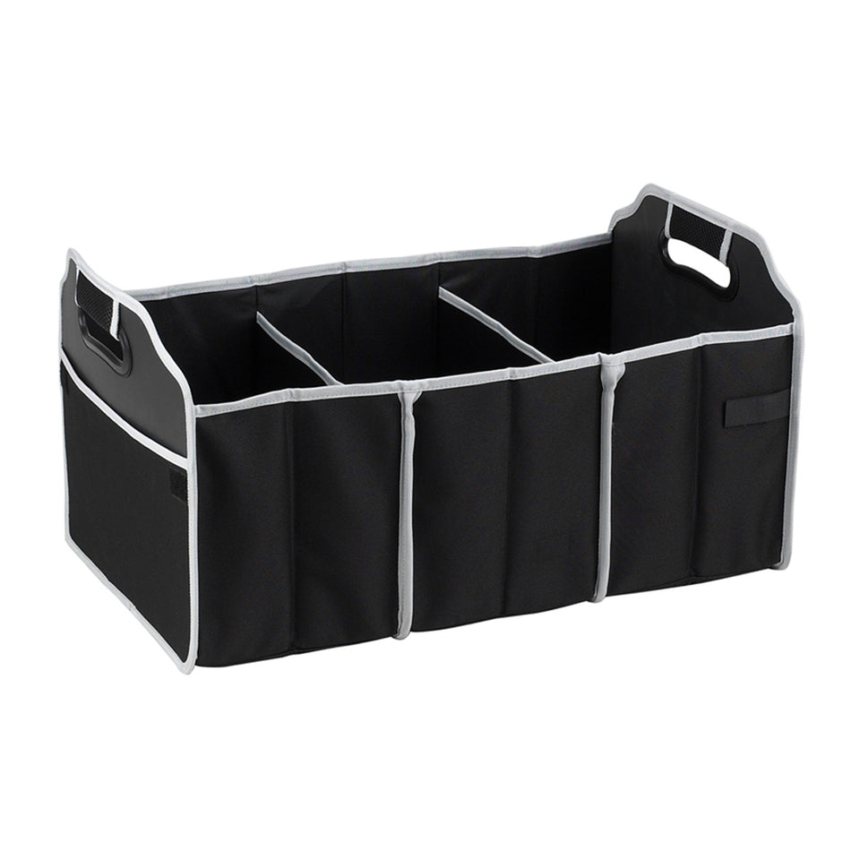 Collapsible Trunk Organizer - Black