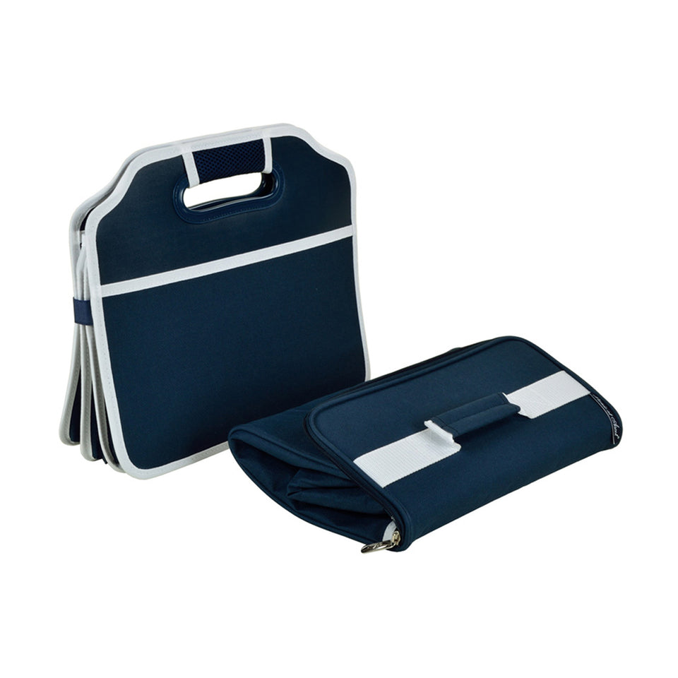 Trunk Organizer and Cooler set - Navy