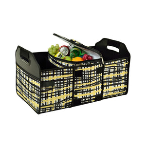 Original Folding Trunk Organizer with Cooler by Picnic at Ascot - Paris
