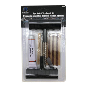 Taj Tools Tire Repair kit, Multicolor