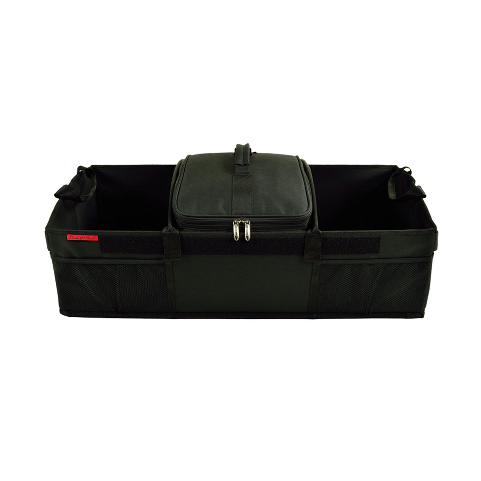 Ultimate Rigid Base Trunk Organizer with Cooler