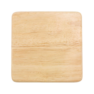 Picnic Time Rubberwood Outdoor Party Travel Cutting Board